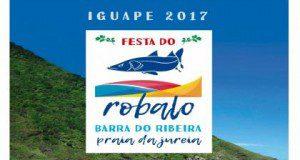 PROGRAMAÇÃO FESTA DO ROBALO