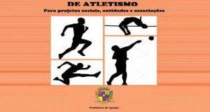 1º FESTIVAL MUNICIPAL DE ATLETISMO
