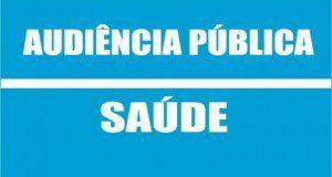 Audiência Pública – Saúde