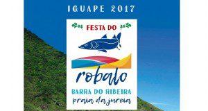 PROGRAMAÇÃO FESTA DO ROBALO NA BARRA DO RIBEIRA