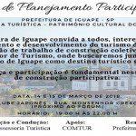 OFICINA DE PLANEJAMENTO PARTICIPATIVO
