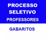 GABARITOS PROCESSO SELETIVO Nº 03