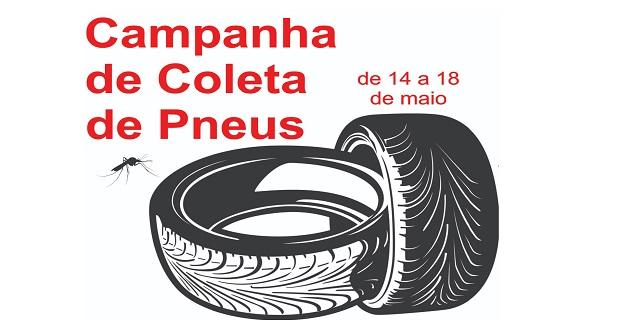 CAMPANHA DE COLETA DE PNEUS