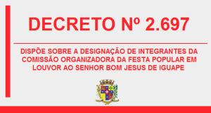 DECRETO Nº2697