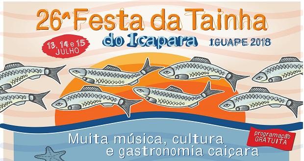FESTA DA TAINHA DO ICAPARA 2018