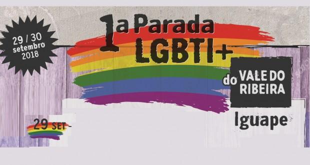 1ª PARADA LGBTI DE IGUAPE E VALE DO RIBEIRA