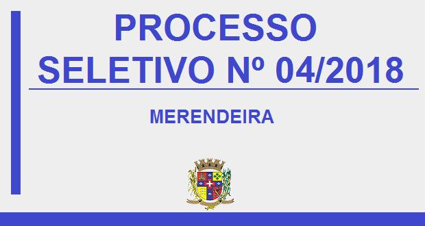EDITAL DE CONVOCAÇÃO 27 PROCESSO SELETIVO Nº 04