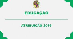 ATRIBUIÇÃO 2019