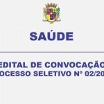 CONVOCAÇÃO PROCESSO SELETIVO 02/2017