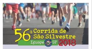 56ª CORRIDA DE SÃO SILVESTRE 2018