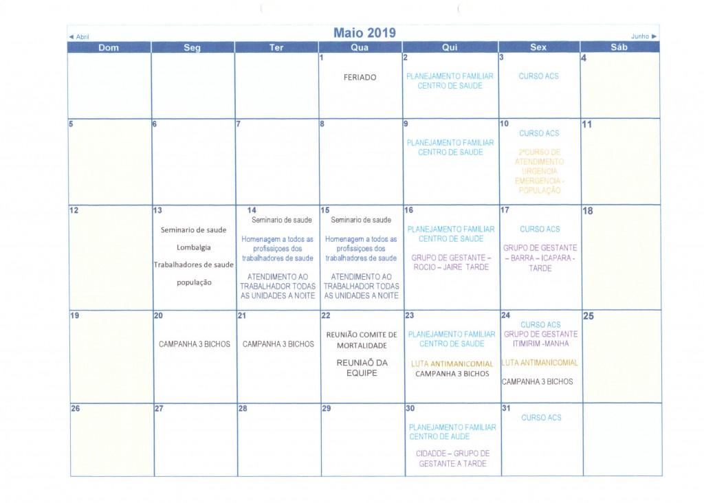 Calendário Anual 2019 006