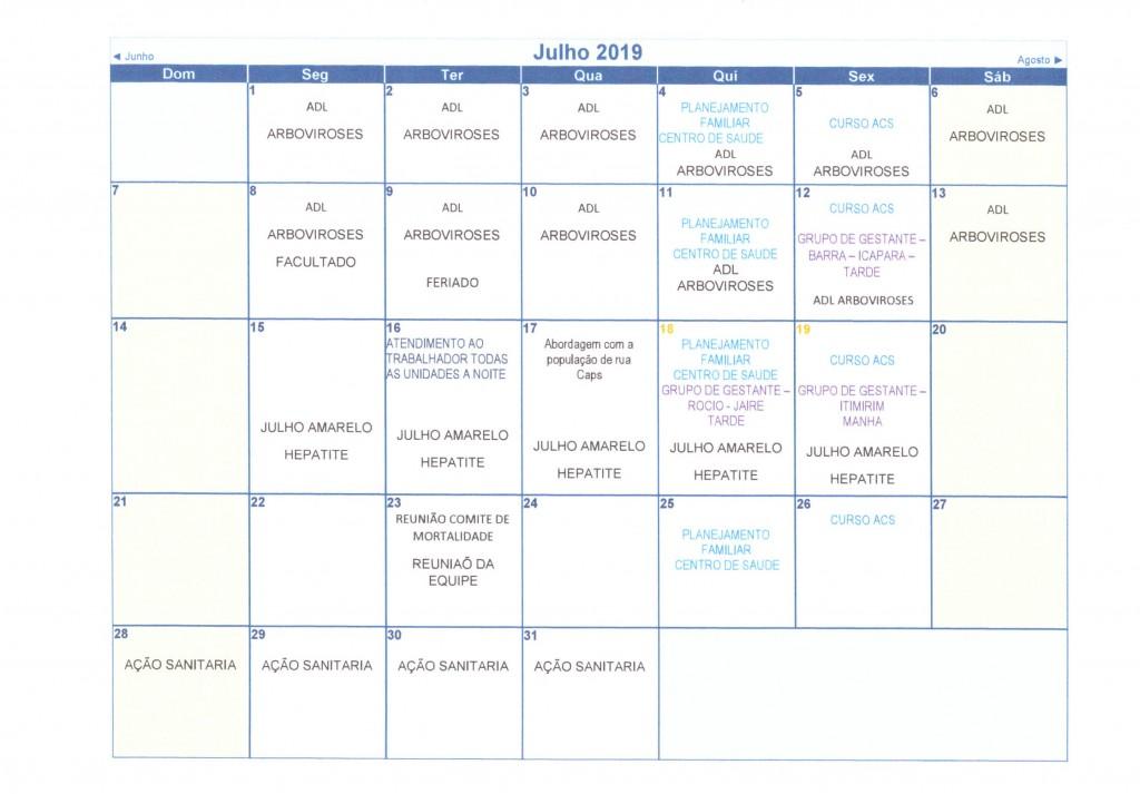 Calendário Anual 2019 008