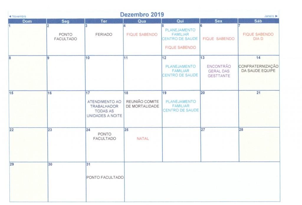 Calendário Anual 2019 013