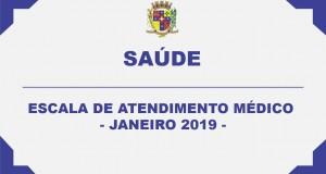 ESCALA DE ATENDIMENTO MÉDICO
