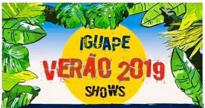 PROGRAMAÇÃO COMPLETA IGUAPE VERÃO 2019