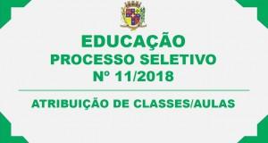 EDITAL DE CONVOCAÇÃO PARA ATRIBUIÇÃO E ENTREGA DE DOCUMENTOS