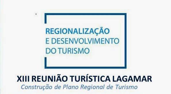 XIII REUNIÃO TURÍSTICA LAGAMAR