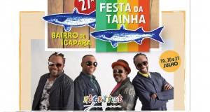 FESTA DA TAINHA DO BAIRRO ICAPARA 2019