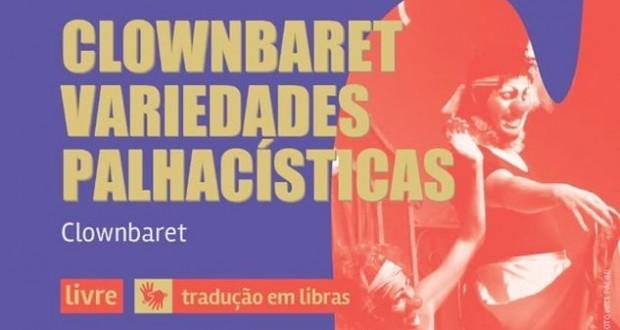 CLOWNBARET DE VARIEDADES PALHACÍSTICAS