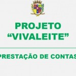 """PROJETO """"VIVALEITE"""" – PRESTAÇÃO DE CONTAS DE SETEMBRO"""